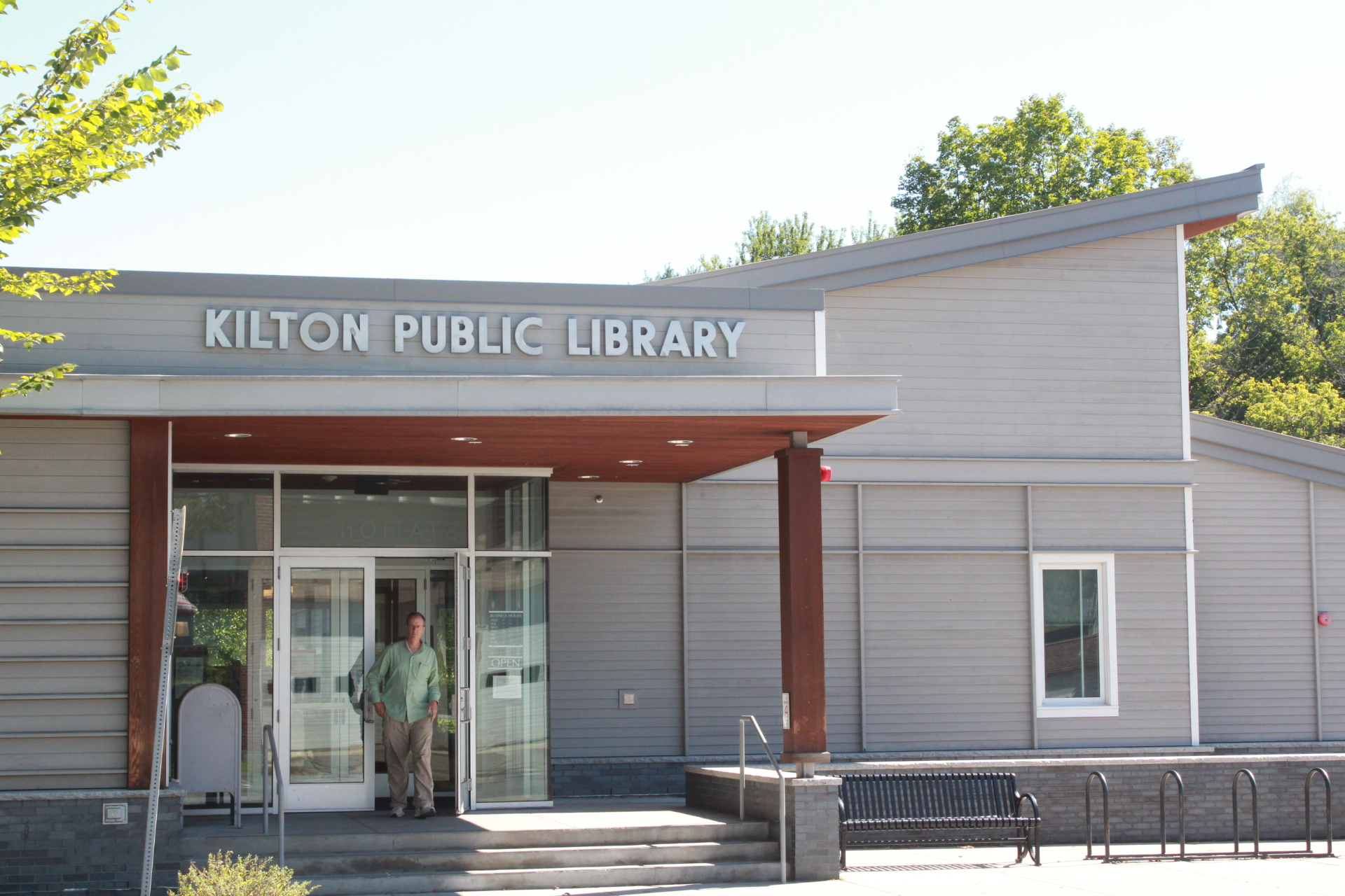 Kilton Public Library's Tor Relay Sparks Discussion Over Online