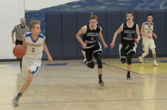 Boys Basketball: Kearsarge Hosts Hollis-Brookline – YCN Now